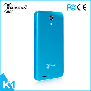 Wholesale android smart phone: Original Brand KENXINDA 4.0 Inch Android 4.4 IPS Screen Smart Phone, WVGA & WCDMA & GSM Network