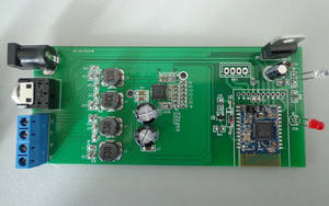 Class D Bluetooth Amplifier Module Max 2*15W with Volume...