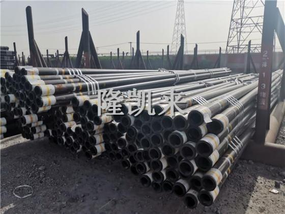 API &ASTM SSAW P110 Steel Pipe Used in Oil and Gas Industry