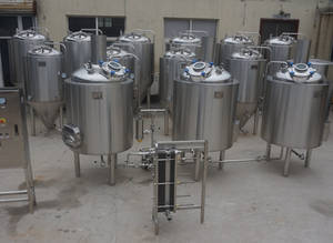 Wholesale safety spray shields: 500L Pressurized Beer Fermenter/Beer Brewery Equipment