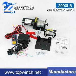 Wholesale Winches: ATV Electric Winch