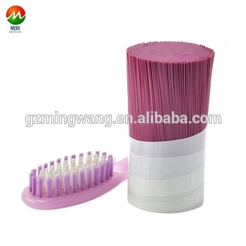 Sell nylon toothbrush hairbrush facial brush filaments