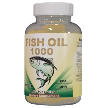 Sell Omega 3 Fish Oil Capsules Softgels