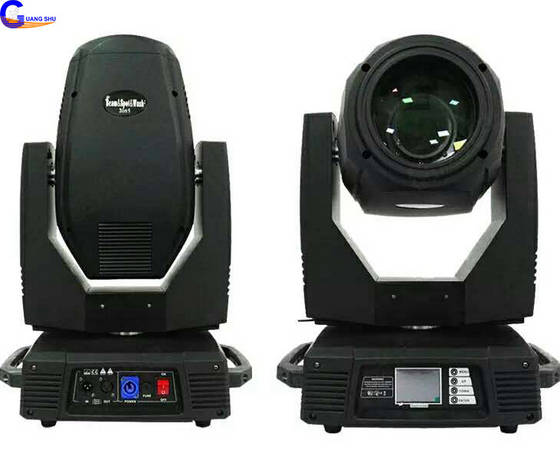 Sell Professional Stage Lighting 17R Beam Spot Wash 3in1 350W Moving Head Light