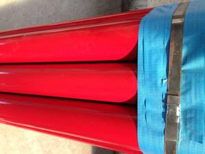 Wholesale steel st52 3: ST52 Steel Pipe DN125 4mm Delivery Concrete Pump Pipe