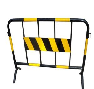 Wholesale multiple surface treatment options: Portable Strong Used Crowd Control Barriers in Different Sizes
