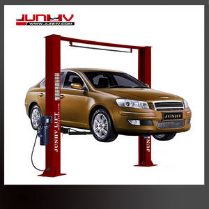Wholesale vehicle lift: CE Vehicle Ramp Overhead Car Lift Manual Release 2 Post Car Hoists