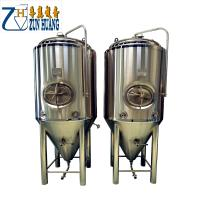 1500L Wine Factory Stainless Steel Fruit Wine Brewing for Sale 3