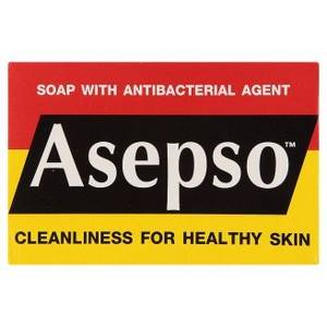 Wholesale soap: Asepso Compound Antibacterial Soap Association 1 Blocks.