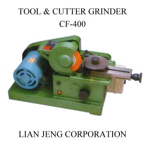 Wholesale knitting machinery: Tool & Cutter Grinder CF-400