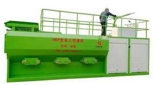 Wholesale horizontal mixed flow pump: HKP-110 High Quality Hydroseeding Machine
