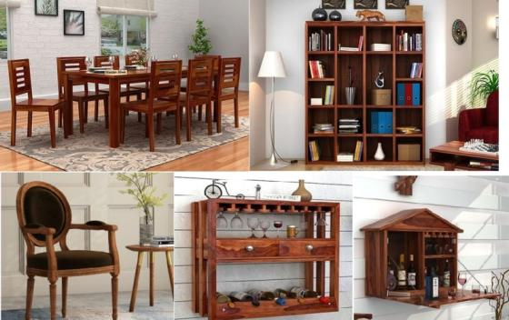Sell wooden furniture