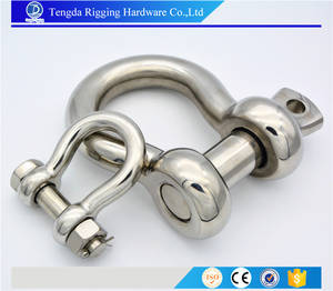 Wholesale rigging: Rigging Shackle Stainless Steel Shackle