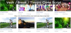 Wholesale banners: Break Clone | Vimeo Script