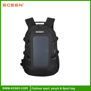 Wholesale computer bag: Solar Computer Bag with Solar Panel Charger 7W