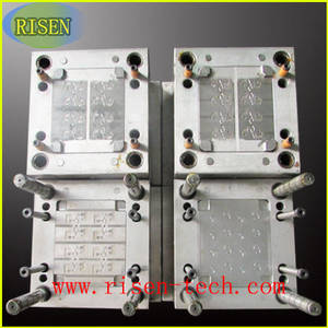 Wholesale mould factory: Precision Instrument Two Shot Plastic Mould Factory
