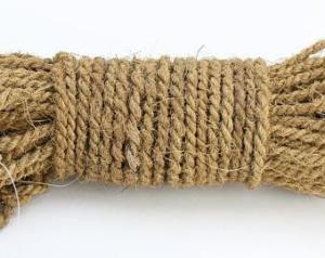 Wholesale brown coconut coir: Coir Rope