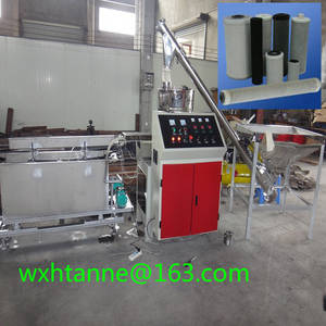 Wholesale dust filter cartridge: CE Approved Carbon Block Filter Cartridge Production Line From Hongteng Wuxi China