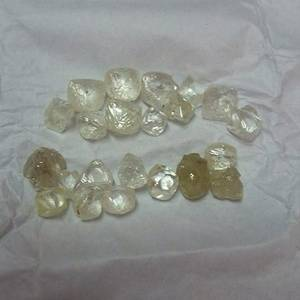 Wholesale jewelry: Natural African Cm Cubes Uncut Rough Diamonds