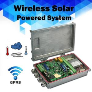 Wholesale Solar Energy Products: Solar Power GPRS Data Logger