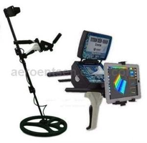 Wholesale coil: GER Detect Titan 1000 Pro Long Range Metal Detector with 8 and 17 Coils - Five Search Systems