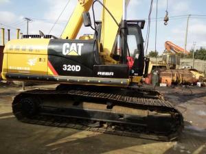 Wholesale hydraulic excavator: Used CAT 320D Hydraulic Crawler Excavator for Sales
