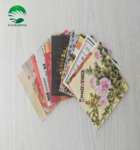 Wholesale printed tissue napkin: Colorful Printed Paper Tissue Napkin Paper