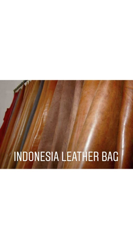 Indonesia Leather Bag