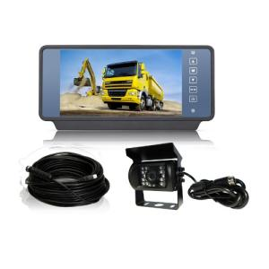 Wholesale Auto Electronics: 7-Inch Digital TFT LCD Rear View System Wireless (Optional) Color Touch Screen Monitor