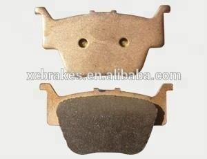 Wholesale honda suit: Sintered Motorcycle Brake Pad