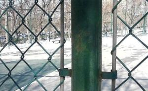 Wholesale farm gate fence: Vinyl Coated Chain Link Fence