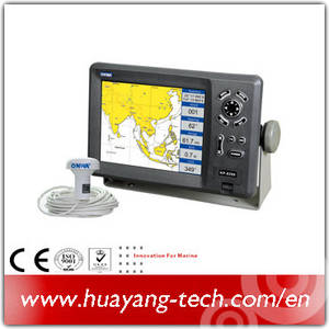 Wholesale transponder key: 8 Inch GPS Chartploter with AIS Transponder and Reciever