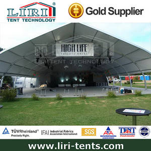 Wholesale sport event tents: 60m Wide Huge Polygon Roof Tent for Big Sports Events