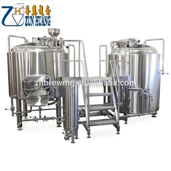 2000l Micro Brewery Equipment Craft Beer Brewing System
