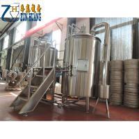 2000L Craft Beer Brewing Equipment Brewery Fermentation Tank 3
