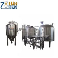 High Quality Beer Fermentation System Beer Brewing Tank Craft Beer Fermenting Tank
