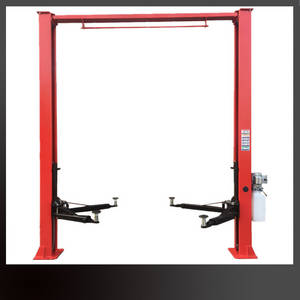 Wholesale lifting hoist: Useful Double Hoist Auto Maintenance Auto Lift