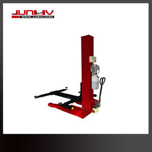 Wholesale auto lift: Single Post Auto Lift with Freestanding Design