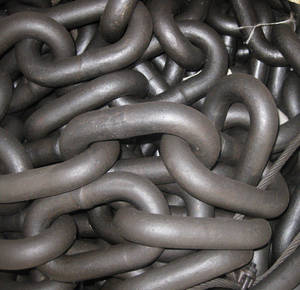 Wholesale anchor chain: Open Link Anchor Chain & Anchor