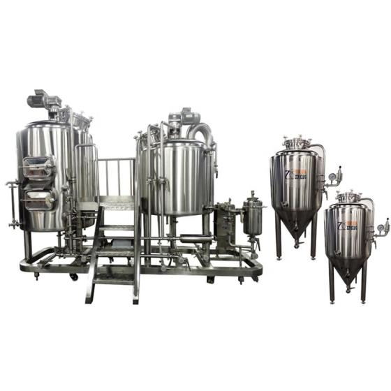 Sell brewery equipment