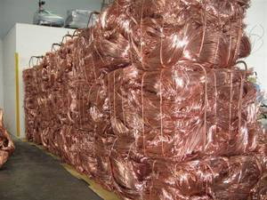 Wholesale mill berry copper scrap: Copper Wire Scrap, Mill Berry Copper 99%