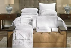 Wholesale Bedding Set: Bulksale Cheap Plain White Hotel Bed Linens Pillowcases Duvet Cover Sheet Sets