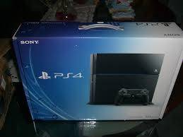 Wholesale sony: Sony_PlayStation_4 (PS4) - 500 GB Jet Black Console