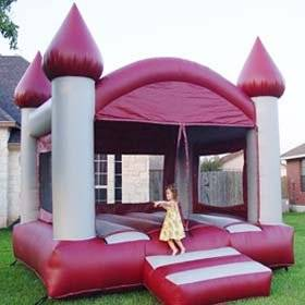 Wholesale Inflatable Toys: Inflatable Castle