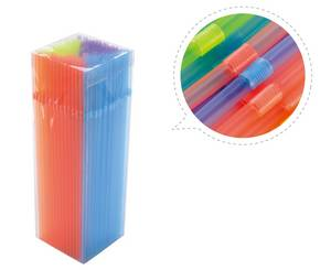Wholesale Drinking Straws: High Quality PVC Box Packed Drinking Straws