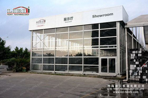 20mx40m Aluminum Double Decker Tent for Catering Two Story Tent