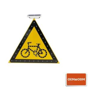 Wholesale Other Roadway Products: Aluminum Road Sign Safety Reflective Plate Reflective LED Traffic Signs