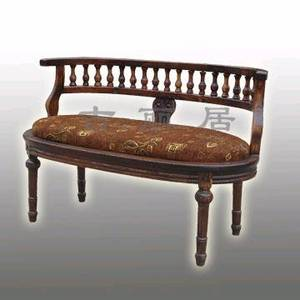 Wholesale Other Bedroom Furniture: Wooden Sofa  (G-L028)