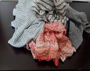 Wholesale Textile Waste: Cotton Rags in Mix Colour