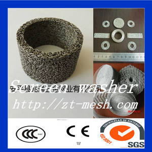 Wholesale copper metallurgy: AP----Sell  Knitted Wire Mesh
